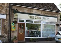 Part Time /Full Time Staff at The Chip Shop Cottesmore