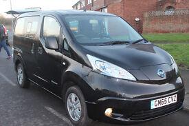 Nissan e-NV200 Combi Van (2015 - ) MK 1 E Acenta Rapid Plus Combi 5 seater 5dr