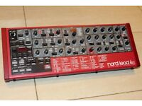 Clavia Nord Lead 4R Synthesizer Rack Module