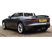 Jaguar F-TYPE V6 S (grey) 2016-07-25