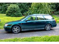 Subaru Legacy 2.5 Auto