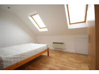 BRAND NEW FURNISHED LARGE 1 BEDROOM FLAT IN PARK ROYAL / NORTH ACTON NW10 7BN .
