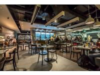 Commis Chef for Pilots Bar & Kitchen Restaurant at Heathrow T5, Airside