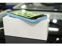 iPhone 5C : - 16 GB , WHITE,BLU and GREEN, UNLOCKED , BOXED , Limited Warranty