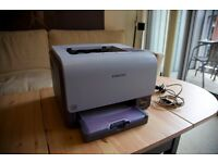 LaserJet Printer, Samsung CLP-300
