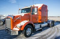 2008 Kenworth T800 HIGHWAY