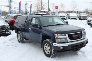 2010 GMC CANYON 4WD EXTENDED CAB
