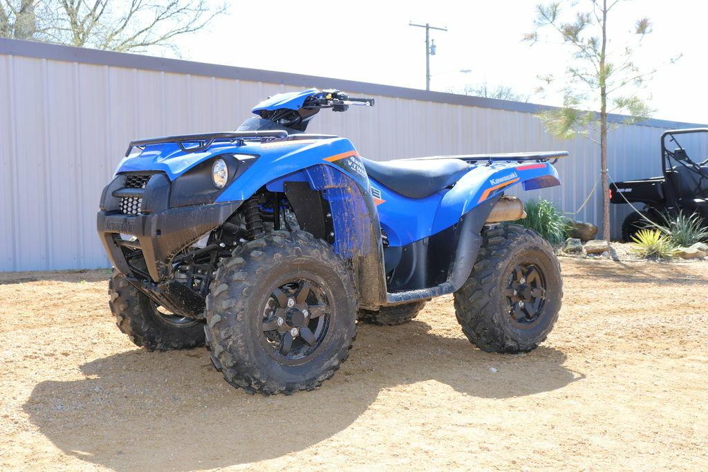 2020 Kawasaki Brute Force® 750 4x4i EPS