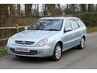 Citroen Xsara Diesel Hdi 110hp Automatic Estate ONLY 36K ULTRA LOW MILEAGE