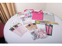 Girls Bundle - Ideal for gifts, stocking fillers, car boot job lot. 16 items, all new!