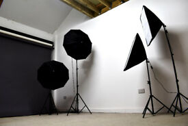 £25/ LONDON Photo Studio Hire - Photography, Film, Casting, Rehearsal Space CHEAP