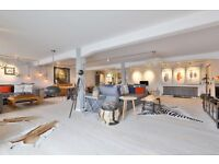 STUNNING 3 BED WAREHOUSE CONVERSION IN WAPPING