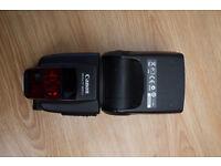 Canon speedlite 580 EX 2 ii