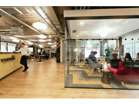 OFFICE SPACE WITH GOOD NATURAL LIGHT AND FURNISHED FOR RENT AT DEVONSHIRE SQUARE-LONDON