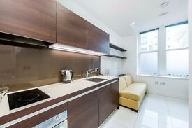 ULTRA MODERN STUDIO APT - 5 MIN WALK TO KINGS CROSS STATION - FURN - ONLY £300 PER WEEK!