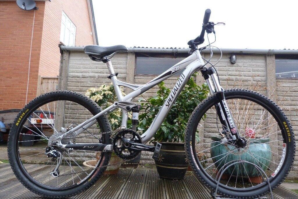Specialized Stumpjumper XC Pro Mountain Bike - 18\