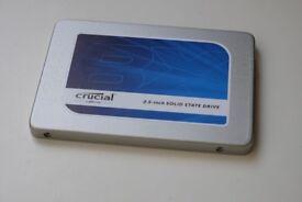 0.5TB (480GB) SSD Crucial