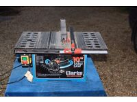 Table Saw Clarke 10""