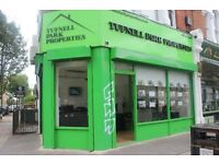COMMERCIAL RETAIL SPACE 220 sq ft / 20 sqm in Tufnell Park - 10 Campdale Road