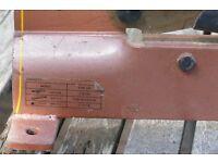 Guillotine - Sheet metal - bench mount