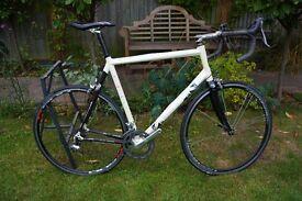 Condor Squadra Aluminium and Carbon Road Bike
