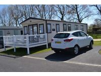 Luxury Platinum Graded Caravan sited on Haven's popular park in Burnham on sea. Prices from £230 /wk