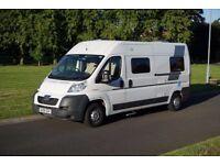 2008 Vida Motorhome - Brand New Conversion - From £440 PCM