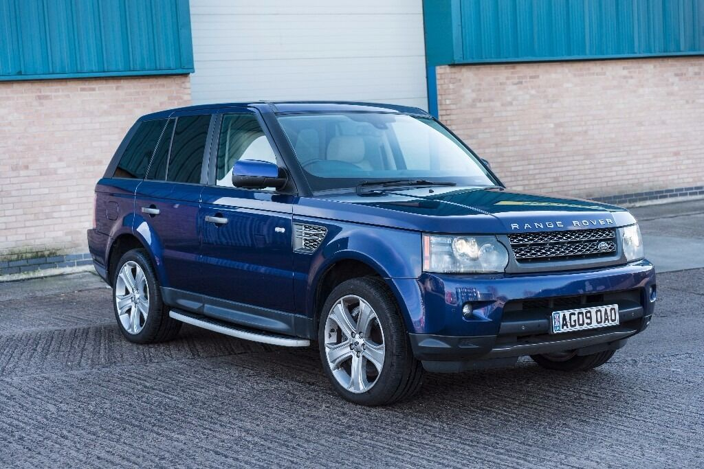 2009 5 0 v8 supercharged range rover sport hse supercharged 510bhp in lutterworth. Black Bedroom Furniture Sets. Home Design Ideas