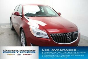 2014 Buick Regal Turbo CX NAV TOIT CUIR MAGS 18""""