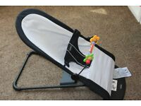 Baby Bjorn Babysitter Balance bouncer - including wooden toy