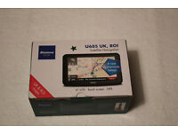 Binatone U605 6Inch GPS Navigation Uk £45 and Europe £55