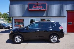 2014 Nissan Rogue SV AWD TOIT OUVRANT MAGS CAMERA 86 000