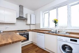 In the heart of Muswell Hill is this newly converted three bedroom apartment available to rent.
