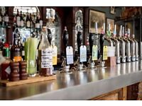 Bar/dining supervisors immediate start! £8.5 - £9 hour - Camden / Kentish Town