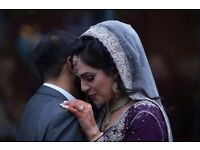 £100 to £300 affordable wedding videographer Indian Bengali Pakistani videography,photography