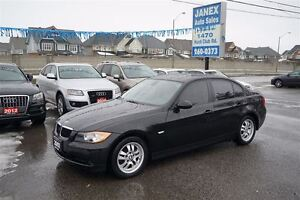 2007 BMW 323 i 6 SPD - ONLY 114KMS