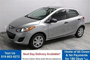 2011 Mazda MAZDA2 GX 50,000KM! POWER PACKAGE! KEYLESS ENTRY! INF