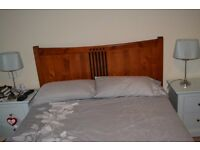 Great Kingsize Bed-Used but in good condition