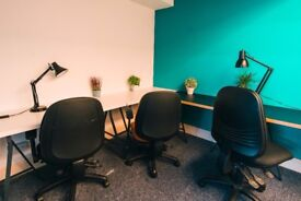 Hot desks & office space in central Brighton