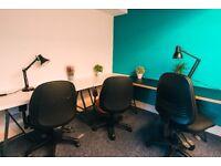 Hot desks & office space in central Brighton