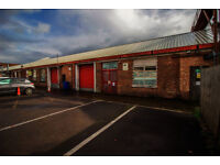 Various Light Industrial Units and Open Storage Land – To Let in Wembley (East Lane Business Park)