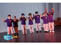 FRIDChildren's Street Dance Sessions (Bristol and South Glos for ages 3+ to teenagers)