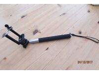 Selfie Stick, brand new, never used. £5. Collect from Torquay.
