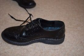 """Startrite """"Angel"""" girls shoes, size 3.5m"""
