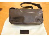 Black Leather genuine Radley Handbag used only twice
