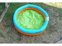 baby and toddler padding pool