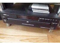 Denon DN C200 5 disc CD player.