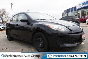 2013 Mazda MAZDA3 GX|AUX|A/C|AUTO
