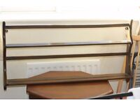 Genuine Ercol plate rack. Very good used condition