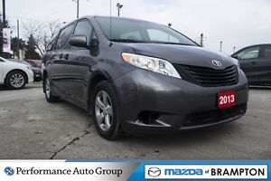 2013 Toyota Sienna V6 7 Passenger (A6)|HEATED SEATS|FWD|AUTO